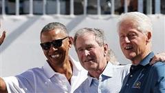 Ba cựu Tổng thống Mỹ sẵn sàng quảng bá vắc-xin ngừa Covid-19