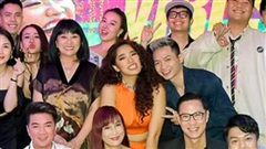 Lam Trường, Quang Dũng và loạt sao Việt đến chúc mừng con gái út Cẩm Vân - Khắc Triệu