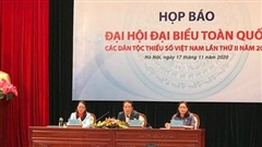 1.600 đại biểu tham dự Đại hội đại biểu toàn quốc các dân tộc thiểu số Việt Nam lần thứ II