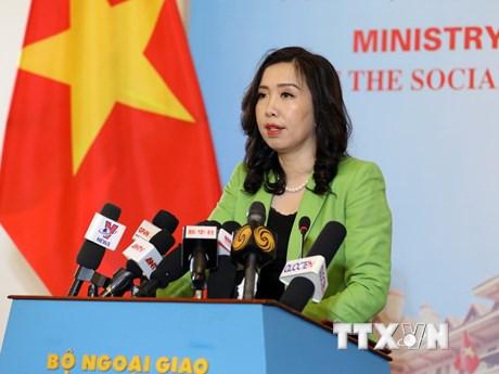 Bộ Ngoại giao Việt Nam bác bỏ thông tin của Tổ chức Ân xá quốc tế