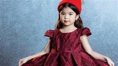 Vẻ đáng yêu của học trò Xuân Lan - mẫu nhí Huỳnh Thanh Như