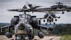 Sau thực chiến Syria: Hai chiếc Mi-28NM bằng cả phi đội Mi-24
