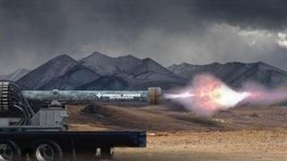 Mỹ thử pháo điện từ sau khi bị chê quá chậm