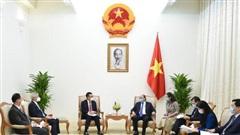 Thủ tướng đề nghị Tập đoàn         SCG mở rộng chế biến sâu sản phẩm sau hoá dầu