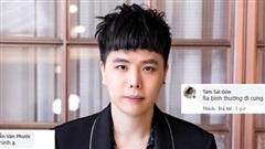 Trịnh Thăng Bình đau đầu 'cầu cứu', hỏi fan có nên ra sản phẩm giữa dịch hay không: Người bảo cứ làm, kẻ khuyên dời ngay và luôn!