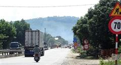 Nhiều điểm đen đe dọa an toàn giao thông trên quốc lộ