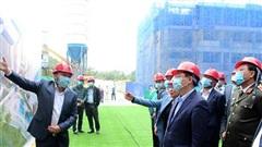 Bí thư Hà Nội Vương Đình Huệ kiểm tra đột xuất khu xử lý rác Nam Sơn