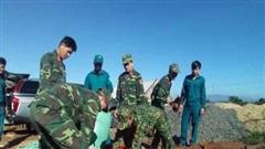 Lâm Đồng: Phát hiện gần 1 tấn bom, mìn bị vùi lấp tại huyện Di Linh