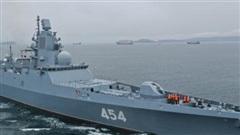 Nga tự trang bị động cơ cho chiến hạm mang Zircon
