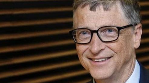 Bất ngờ với 2 thứ mang lại cảm giác hạnh phúc cho Bill Gates