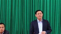 Bí thư Thành ủy kiểm tra việc giải quyết các vấn đề tại Khu liên hợp xử lý chất thải Sóc Sơn