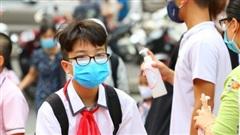 Bộ GD&ĐT yêu cầu tăng cường phòng, chống dịch COVID-19 trong trường học