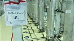 Iran phê chuẩn dự luật tăng tốc hoạt động hạt nhân