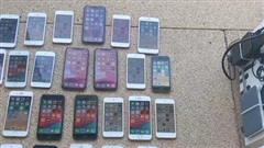 Đây là cách hacker hàng đầu thế giới 'đánh sập' 26 chiếc iPhone trong một nốt nhạc chỉ với số thiết bị có tổng giá trị 100 USD