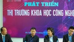 Tọa đàm 'Phát triển thị trường Khoa học công nghệ'