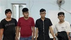 Nhóm sinh viên giả danh cảnh sát hình sự, dàn cảnh gây hàng loạt vụ cướp