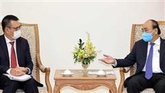 Thủ tướng: SCG là cầu nối đưa các tập đoàn lớn của Thái Lan và thế giới đến Việt Nam