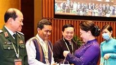 Chủ tịch Quốc hội: Xây dựng khối đại đoàn kết các dân tộc vững mạnh hơn