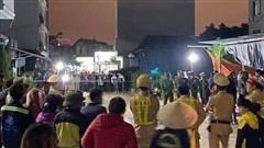 Hưng Yên: Nghi án chồng sát hại vợ ngay giữa chợ