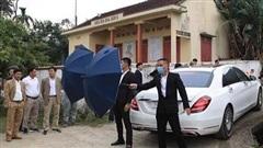 Công Phượng chuẩn bị dàn vệ sĩ bảo vệ cho đám cưới ở Nghệ An