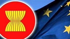EU hỗ trợ thêm 20 triệu EUR cho ASEAN chống dịch, nâng cấp quan hệ đối tác chiến lược