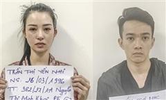 Đôi tình nhân ở Sài Gòn rủ đám bạn về căn nhà thuê 'phê' ma túy