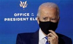Biden sẽ yêu cầu dân Mỹ đeo khẩu trang trong 100 ngày