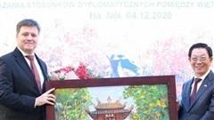 Phát triển bền vững quan hệ hữu nghị và hợp tác Việt Nam – Ba Lan