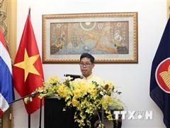 Thúc đẩy quan hệ hợp tác Việt Nam-Thái Lan trên các lĩnh vực