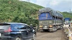 Đắk Lắk: Quốc lộ 26 thông tuyến trở lại sau 3 ngày khắc phục sự cố