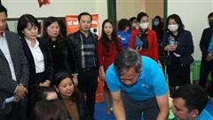 Hà Nội: Hơn 300 học viên được tập huấn phòng tránh tai nạn thương tích cấp học mầm non