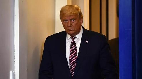 Ông Trump với đặc quyền 'ân xá' gây tranh cãi trong những ngày cuối nhiệm kỳ