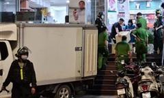 Trăm cảnh sát khám xét chuỗi nhà thuốc tây ở Đồng Nai