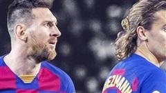 Barca hối hận vì đã không bán Messi hồi hè