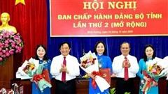 Bình Dương: Chủ tịch Liên đoàn lao động tỉnh giữ chức Trưởng Ban Tuyên giáo Tỉnh ủy