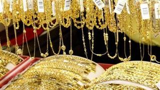 Giá vàng trong nước và thế giới đồng loạt tăng nhẹ