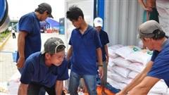 Xuất cấp hơn 3.500 tấn gạo hỗ trợ tỉnh Quảng Bình, Quảng Ngãi