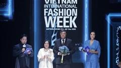 Khai mạc Tuần lễ thời trang quốc tế tại Việt Nam