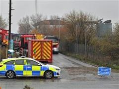 Anh: Vụ nổ bồn hóa chất tại nhà máy rác thải khiến 4 người tử vong