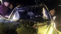 Xe Mercedes lao xuống kênh trong đêm, nam tài xế 37 tuổi tử vong