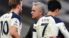 Mourinho tố học trò không coi trọng đấu trường Europa League