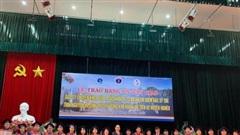 Bộ Y tế bàn giao 60 bác sĩ trẻ về công tác tại 33 huyện nghèo