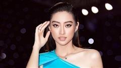 Tiểu Vy, Lương Thuỳ Linh 'đọ' nhan sắc tại tuần lễ thời trang