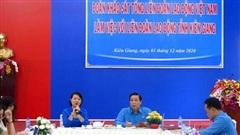Kiên Giang: Ký thỏa ước có lợi cho người lao động