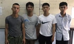 Truy nóng nhóm thanh niên xông vào nhà đâm đối thủ tử vong từ mâu thuẫn giao thông