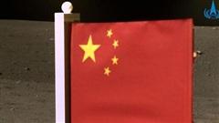Trung Quốc trở thành nước thứ 2 sau Mỹ cắm cờ trên Mặt trăng
