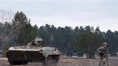 Nổ súng khi binh sĩ Ukraine cố đột nhập biên giới Nga?