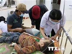 Vụ ngộ độc thực phẩm tại Gia Lai: Sức khỏe các nạn nhân đã ổn định