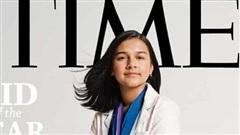 Nhà khoa học trẻ nhất nước Mỹ được TIME vinh danh