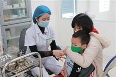Bệnh viện Bệnh Nhiệt đới Trung ương khai trương khu khám theo yêu cầu và tiêm chủng